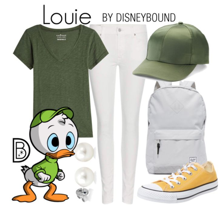DisneyBound is meant to be inspiration for you to pull together your own outfits which work for your body and wallet whether from your closet or local mall. As to Disney artwork/properties: ©Disney...