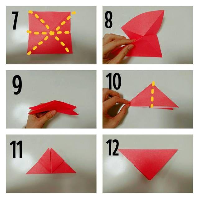 立体的な ちょうちょ を折り紙で作ろう 簡単 かわいい作り方 Chiik ちょうちょ 折り紙 卒業カード 手作り 折り紙