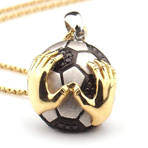 144 best soccer images on pinterest futbol quote and my life drawing on a soccer ball shape that surrounds weight pendant 654g mozeypictures Image collections