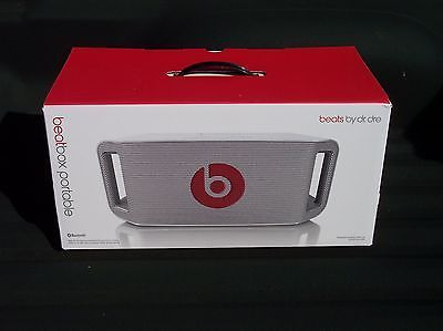 NEW Beats by Dr Dre Beatbox Portable High Def Speaker System w/ SHIP INSURANCE