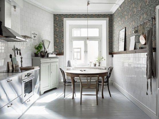 Cocinas Ikea | 25 Melhores Ideias De Papel Pared Ikea No Pinterest Papel