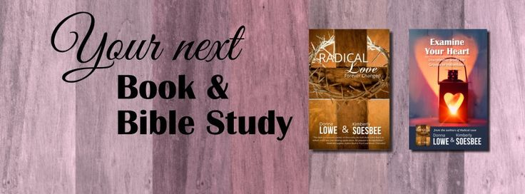 Looking for a new bible study? Never has there been a greater need or a more critical time to learn about and to give God's love. Connect with me for more information.
