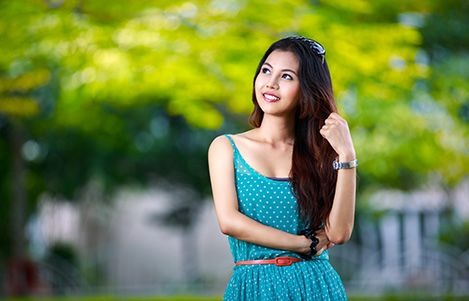Una encuesta indica que durante la pubertad las niñas experimentan un efecto negativo en su autoestima. Una campaña busca hacer algo positivo. http://elclsfc.do/VD75Jc