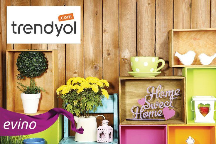 Takı kutuları, saksı modelleri, mutfak gereçleri ve yüzlerce çeşit ürünümüz yeniden #Trendyol'un Evino butiğinde!  Alışverişe Başla: bit.ly/EvinoButik