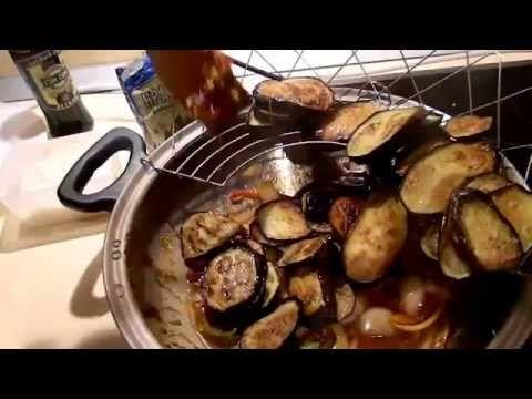 Баклажаны по китайски в сковороде ВОК от компании AMWAY - YouTube