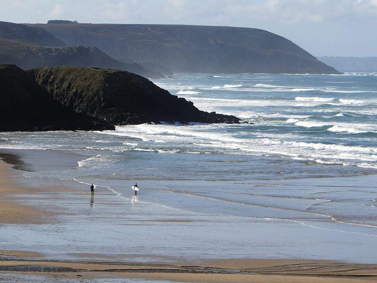surf en Bretagne