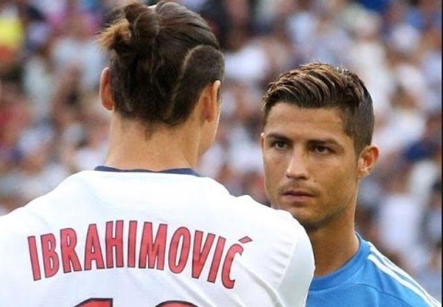 #zlatan #ibrahimovic #and #cristiano #ronaldo