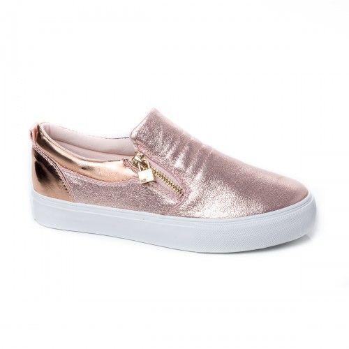 Promotie • Pantofi dama Rezene roz casual