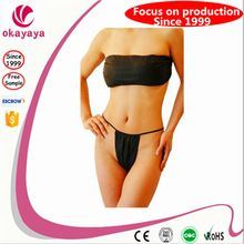 Cheap! Hot selling Disposable pp non woven G-String New type disposable sexy g-string G-strings /Panties/Briefs/T-back for women Best Seller follow this link http://shopingayo.space