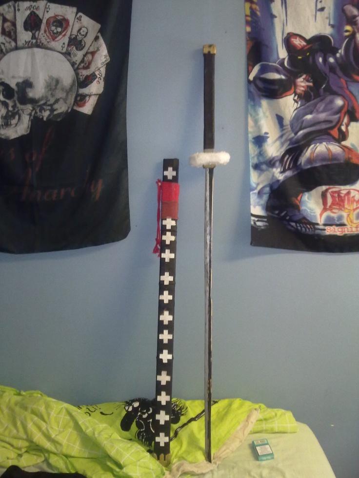 wooden sword part 2
