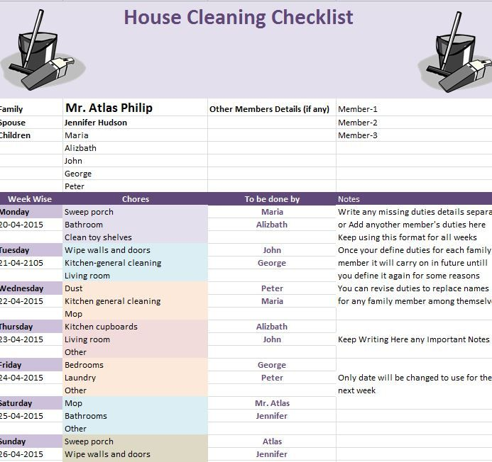 The 25+ best Checklist template ideas on Pinterest Cleaning - sample training checklist template