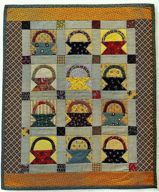 117 best Basket Quilts images on Pinterest | Jellyroll quilts ... : quilting basket - Adamdwight.com