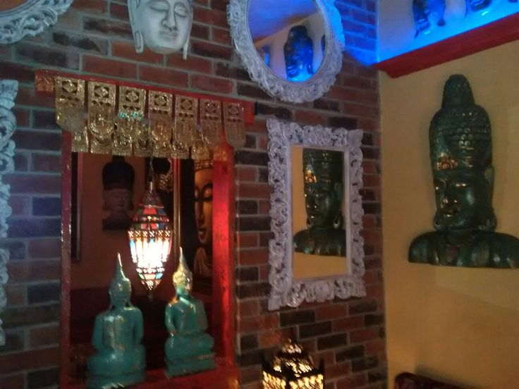 Restaurante Katmandú de Usaquén, en Bogotá.