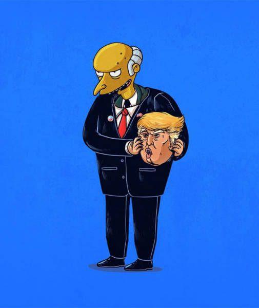 #Donald Trompe