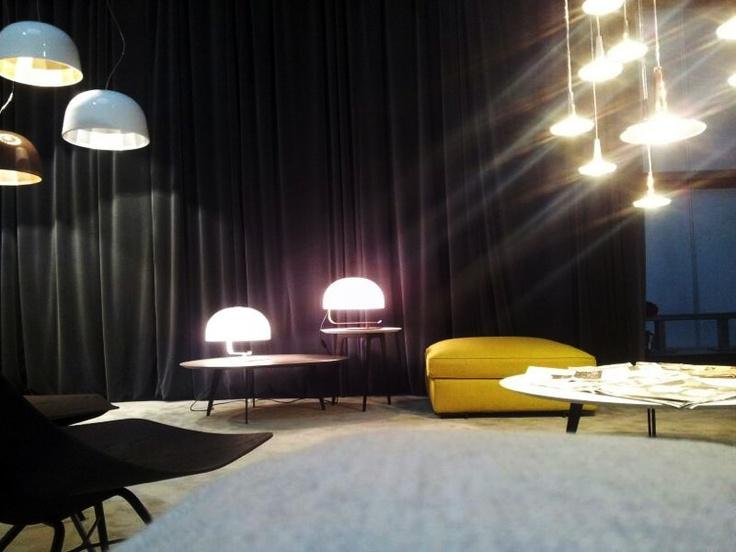 The Oluce's atelier - Empty, Zanuso and Kin