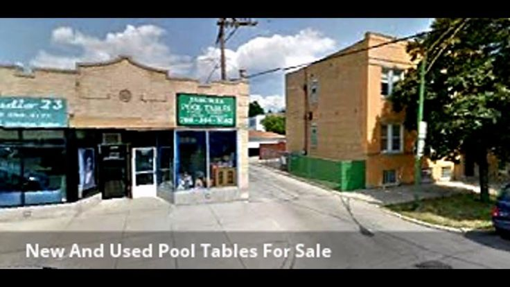 New and Used Pool Tables For Sale      www.pooltablenow.com       D. Jab...