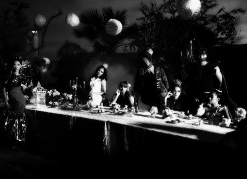 Mad tea Party by felix rusli