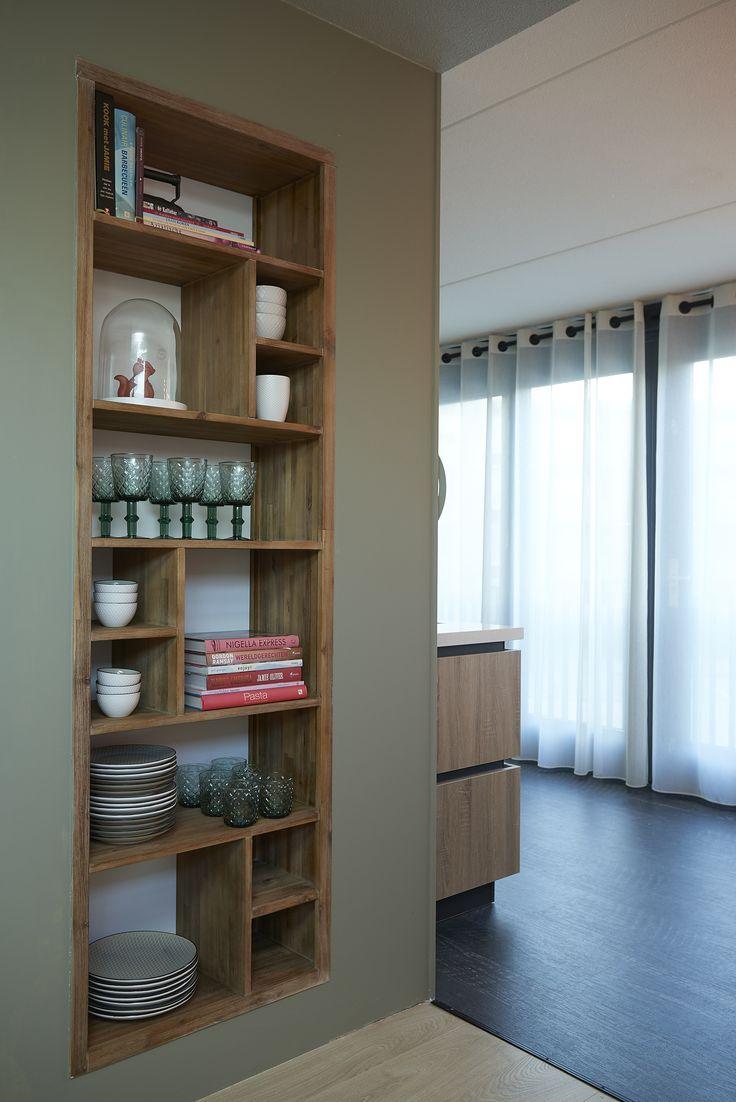 Gelakte Keuken Goed Idee : Zwart interieur woonkamer. Zwart witte ...