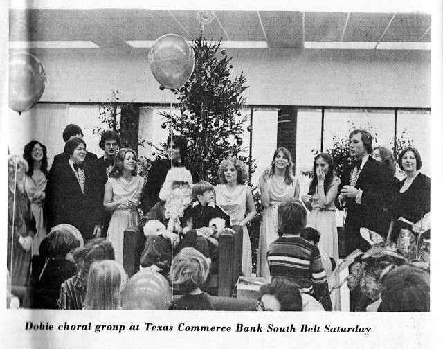 South Belt Houston Digital History Archive: 6 Days to Christmas!