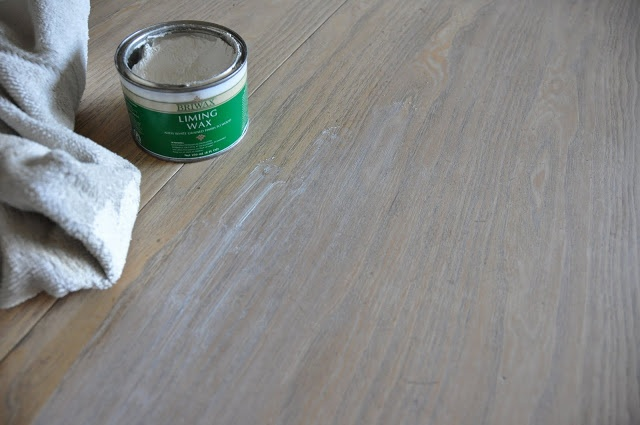 Briwax Liming Wax Amazing Product That Gives A White