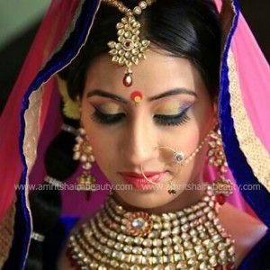 Bridal Makeover in Udaipur