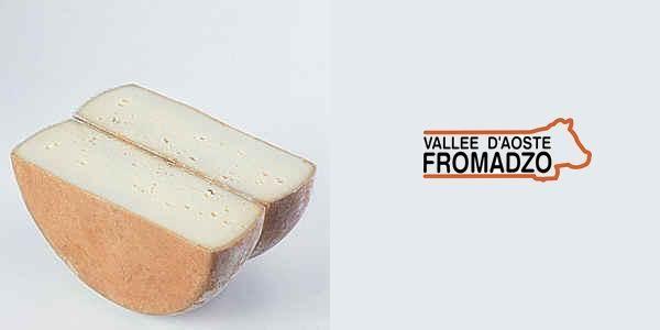 Valle d'Aosta - Valle d'Aosta Fromadzo DOP. Le prime citazioni scritte di questo formaggio risalgono a metà del XV secolo. è un formaggio prodotto secondo un'antica tradizione dell'Alta Val d'Ayas, è prodotto con latte munto tra i 1200 metri di quota del comune di Brusson e i 3000 m ai piedi del Monte Rosa.