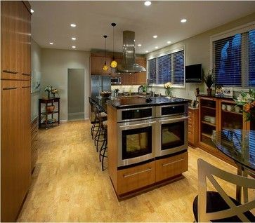 side by side ovens in kitchen Side By Side Wall Ovens Design