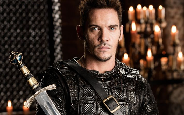 Download wallpapers Vikings, Season 4, tv series, Jonathan Rhys Meyers, Heahmund