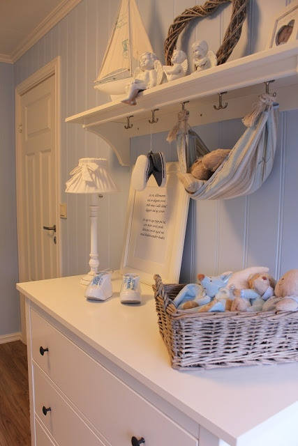 Baby's room ideas. #interior #design