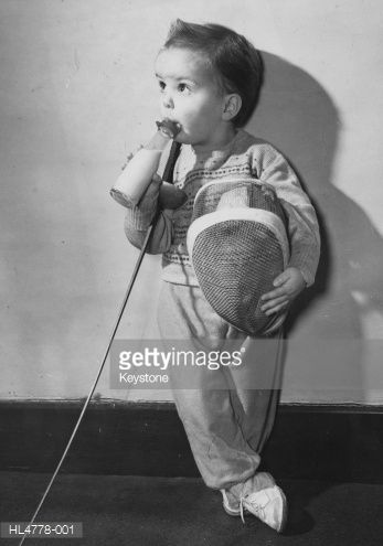 father fencing sport - Google Search