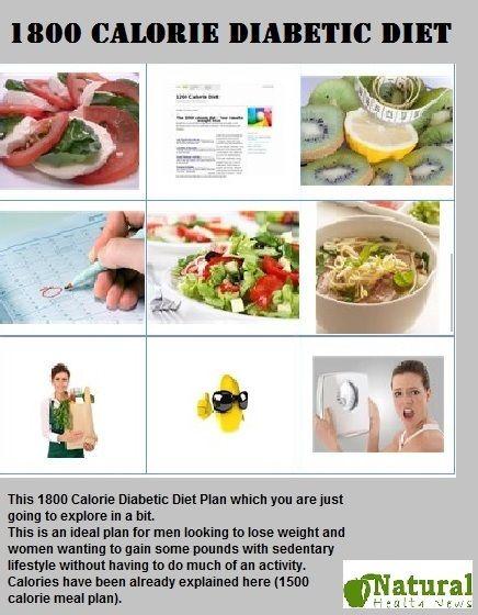 Treatment of Diabetes: The Diabetic Diet