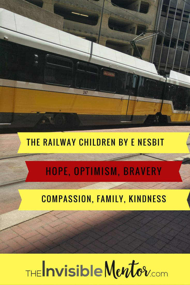 This is a review and summary of The Railway Children. Although E Nesbit's book is for kids, it's suitable for all ages. If you're going through a tough time, perhaps suffered a job loss, this story will lift you up because it is about kindness, compassion, hope, optimism, family and bravery. The characters find themselves thrust into poverty, yet they decide to be of service to others. They also learn to ask for what they need. Read my book summary, then decide if you want to read the book.
