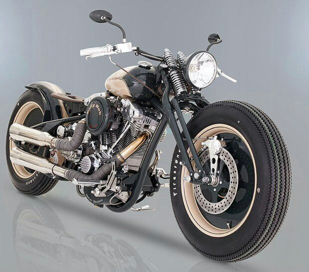 Billy Bob by German Motorcycle Authority