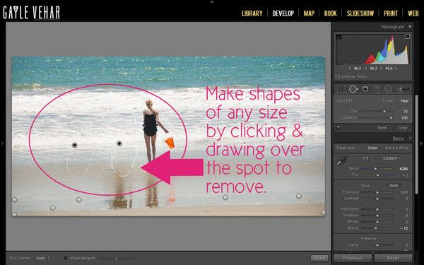 Lightroom 5 Healing and Cloning Tool Updates   Pretty Presets for Lightroom
