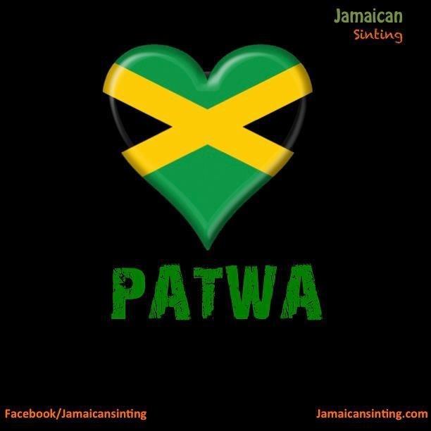 It's Jamaican Slang...