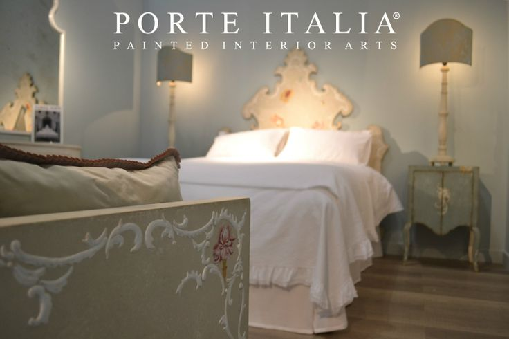 """Our brand new bedroom from another point of view at Milan exhibition """"Il Salone del Mobile"""" - Porte Italia Interiors"""