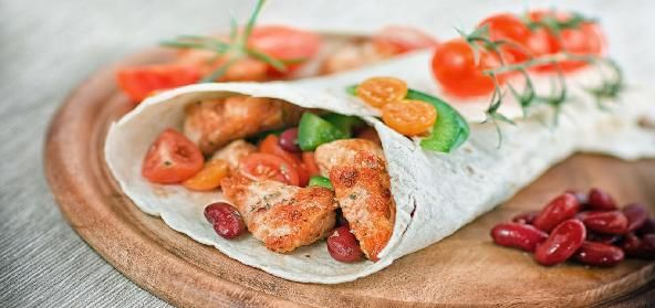 Paneer Roll is a popular Indian Bread