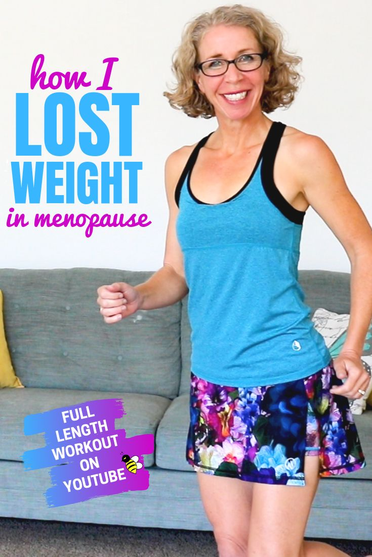 How I Lost Weight at 49 (During Menopause!)