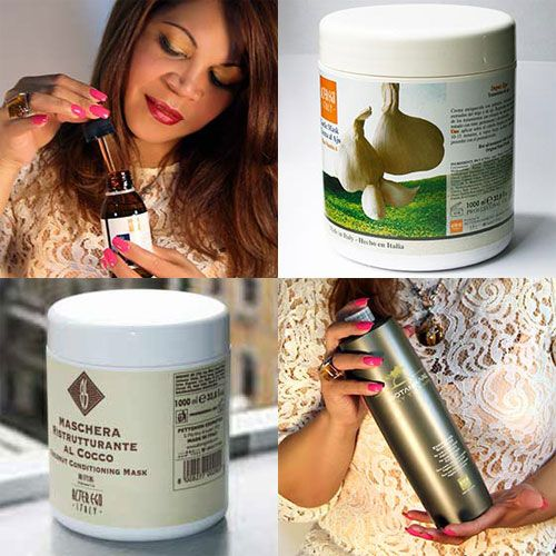 Alter Ego hair products from Italy.  The top brand in Dominican hair salons, and a top anti-hair-loss brand, so important in these times of high stress.