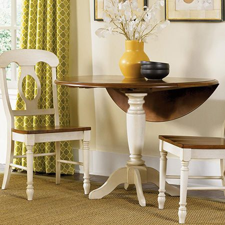 Easy Way To Make A Drop Leaf Dining Table Satin Colors