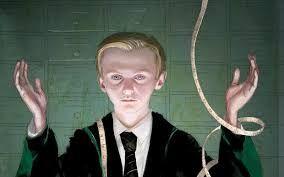 Deze jongen lijkt op Draco Malfidus de vijand van Harry