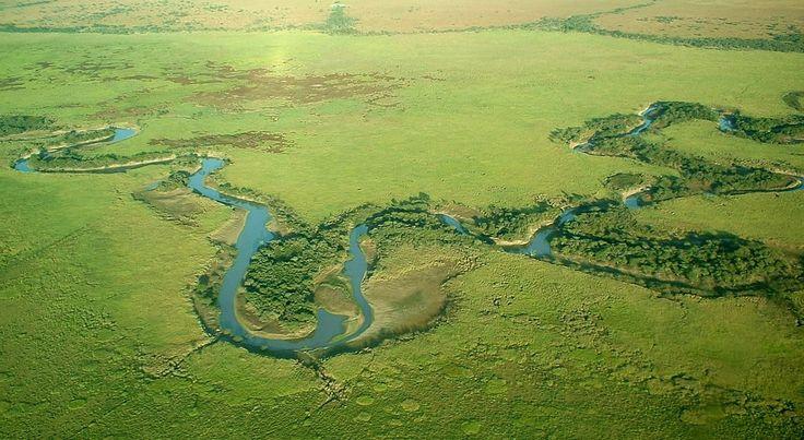 Esteros del Iberá, Corrientes, Argentina