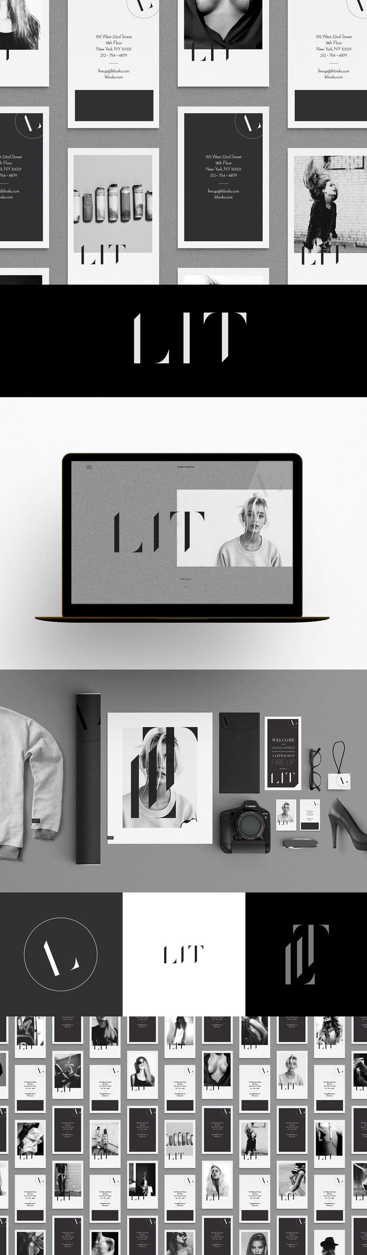 Lit is a fashion brand for the young and edgy woman. The woman who can rock a pair of 6 inch heels or a pair of black Vans and feel sexy either way. When you enter the world of Lit, you've entered the fashion inferno - for those who aren't scared to get a…