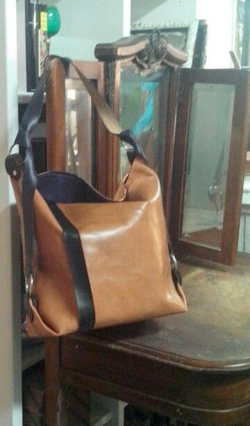 Fust collection florential  leather big bag