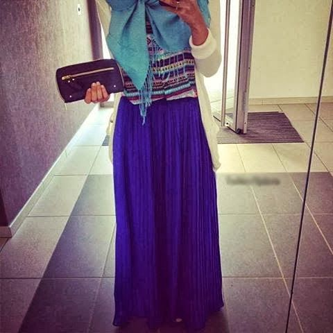blue...sky-blue...long-skirt...patterns..hijab