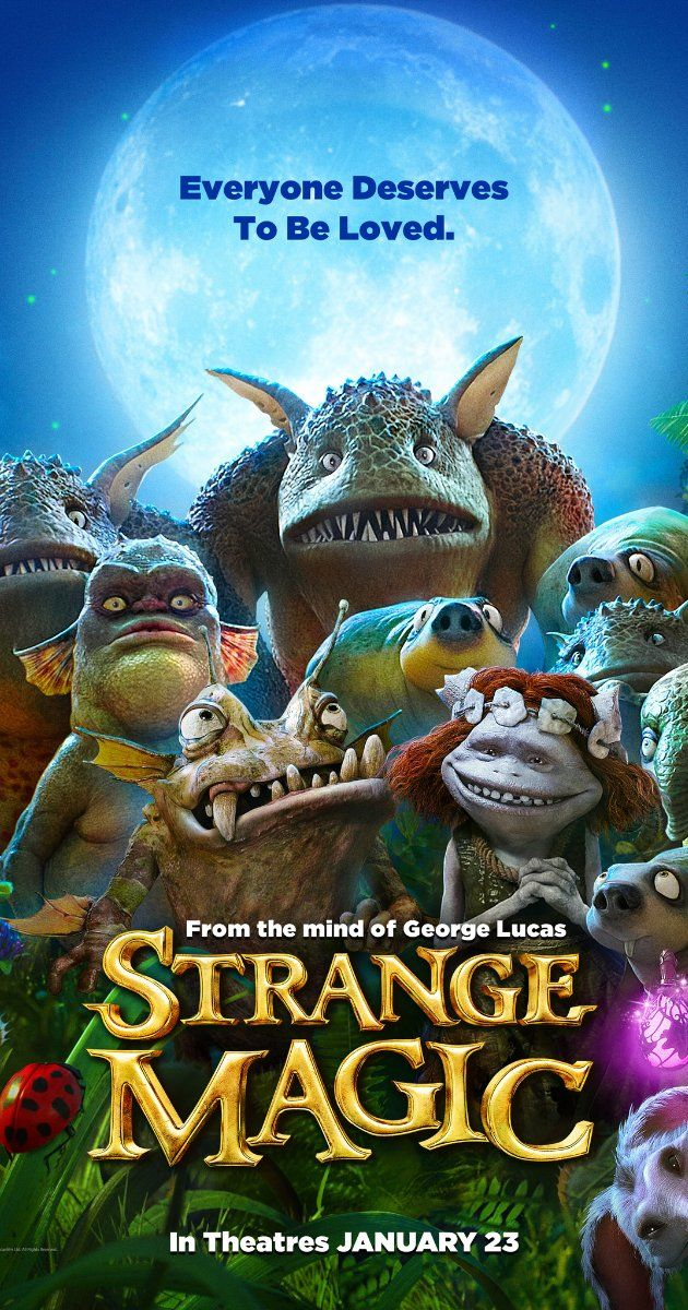 Directed by Gary Rydstrom.  With Evan Rachel Wood, Elijah Kelley, Kristin Chenoweth, Maya Rudolph. A fairy tale of goblins, fairies and imps meeting for the first time and the consequent confusions and conflicts the culture clash causes.