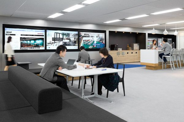 NIMBLE OFFICES | INDESIGNLIVE SINGAPORE