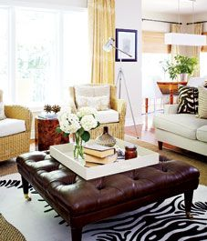 Before and after: 15 lessons for redecorating your living room