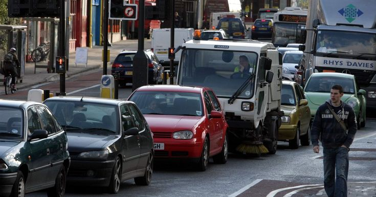 Bristol named in top 10 worst cities for traffic congestion and it is costing businesses £54m