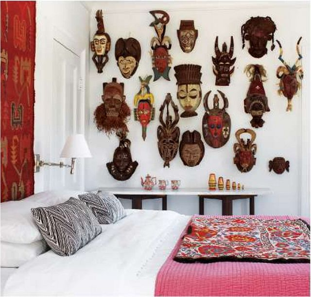 16 Best Home Décor Uses For African Textiles: Kuba Cloth